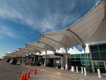 Denver na lotnisku międzynarodowym Obrazy Royalty Free