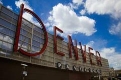 Denver Pavilions imagen de archivo libre de regalías