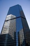 Denver-Piazza-Kontrollturm Lizenzfreie Stockfotos