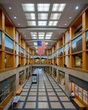 Denver Public Library Lizenzfreie Stockbilder