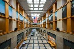 Denver Public Library Lizenzfreies Stockbild