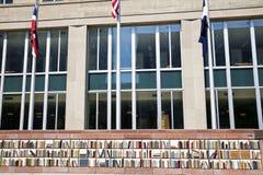 Denver Public Library Building Lizenzfreies Stockfoto