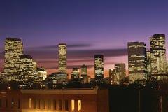 Denver Skyline Royalty Free Stock Photography