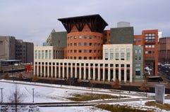 Denver-Skyline Lizenzfreie Stockfotos