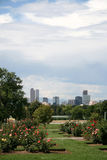 Denver-Skyline Lizenzfreie Stockfotos
