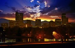 Denver Royalty Free Stock Photos