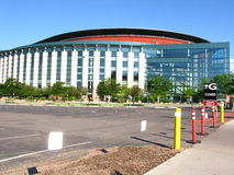 Denver Sport Arena Royalty Free Stock Photos