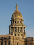 Denver State Capital royalty free stock image
