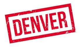 Denver-Stempel Lizenzfreie Stockfotografie