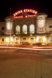 Denver Union Station Royalty Free Stock Images