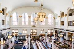Denver Union Station Stockfotos