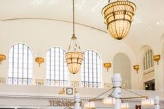 Denver Union Station Lizenzfreie Stockbilder