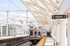 Denver Union Station Lizenzfreie Stockfotografie