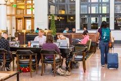 Denver Union Station Stockbild