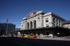 Denver - Union Station Stock Photography