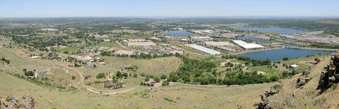Denver West Stock Photography
