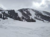 Denvet Colorado berg Royaltyfria Bilder