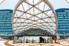 Denwerski lotnisko zdjęcie stock