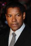 Denzel Washington Foto de Stock Royalty Free