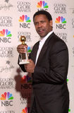 Denzel Washington Lizenzfreies Stockbild