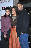 Denzel Washington, Oprah Winfrey Royalty Free Stock Photography