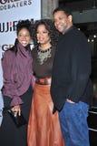 Denzel Washington, Oprah Winfrey Lizenzfreie Stockfotografie