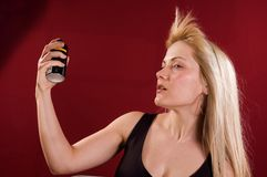 Deodorant Royalty Free Stock Image