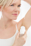 Deodorant and beauty Royalty Free Stock Photography