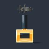 Deodorant, perfume vector illustration Stock Images