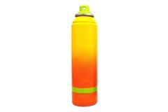 Deodorante dell'aerosol isolato Immagini Stock