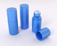 deodorantrulle royaltyfri illustrationer