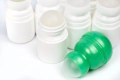 Deodorants Stock Photography