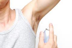 Deodorizing spray Royalty Free Stock Photo