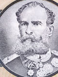 Deodoro da Fonseca portrait Royalty Free Stock Photo