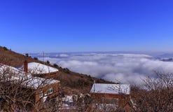 Deogyusan-Berge Stockfotos