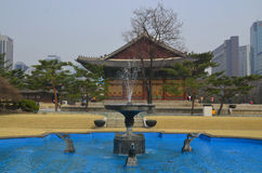 Deoksugung Palace Stock Images