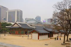 , Deoksugung Palace Stock Photography