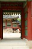 Deoksugungs-Palast in Seoul Lizenzfreie Stockfotografie