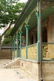 Deoksugungs-Palast in Seoul Stockbild