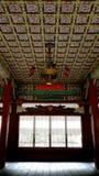 Deoksugungs-Palast, Seoul, Südkorea Stockbild
