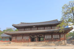 Deoksugungs-Palast Seoul Südkorea Lizenzfreies Stockfoto