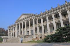 Deoksugungs-Palast Seoul Südkorea Lizenzfreies Stockbild