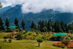 Deolo wzgórza turyści Parkowi Obrazy Royalty Free