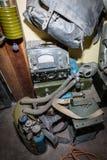 Depósito abandonado da guerra fria Imagens de Stock