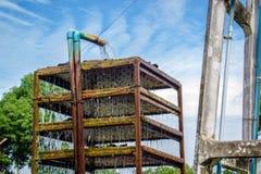 Depósito de abastecimento de água Imagem de Stock