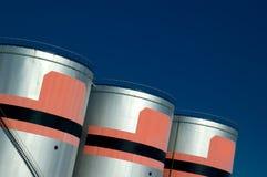Depósito de combustible Imagen de archivo libre de regalías