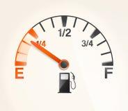 Depósito de gasolina libre illustration