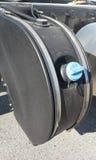 Depósito de gasolina de DEF Imagens de Stock Royalty Free
