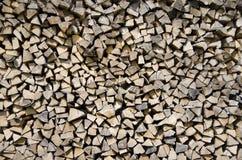 Depósito de madeira Imagens de Stock Royalty Free