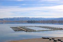 Depósito de Pineview, Utah fotos de archivo libres de regalías